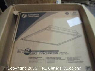 2x2 Multi volt LED Troffer