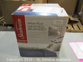 Full/Queen Heated Blanket