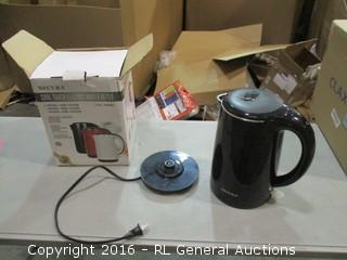 Electric Water Kettle.