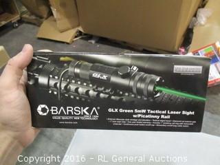 Barska GLX  Tactical Laser Sight