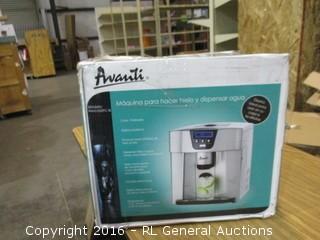 Avanti Ice Maker and Water Dispenser