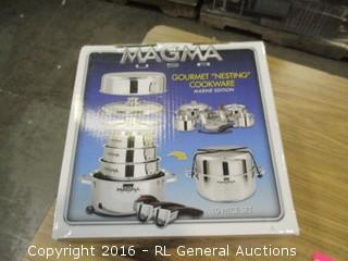 Magma Gourmet Nesting Cookware