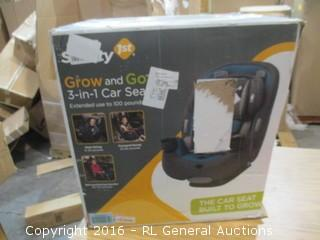 Grow and Go  3 in 1 Car seat