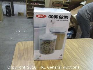 Good Grips Canisters
