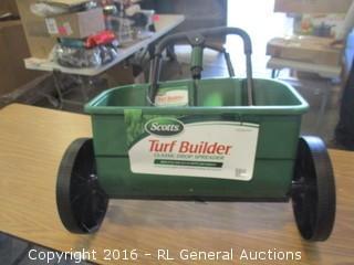 Scotts Turf Builders Classic Drop Spreader