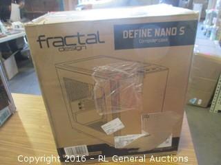 fractal Computer case