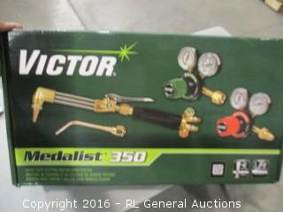 Victor Medallist 350