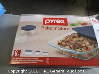 Pryex Bake n Store