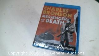 Charles Bronson Messenger of Death