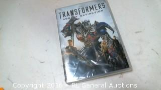 Transformers Age of Extinction