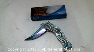 Dark Side Blade Fantasy Knife Collection