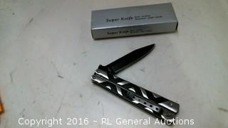 Super Knife Stainless Steel Blade