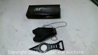 M tech Knife NT-20-27B