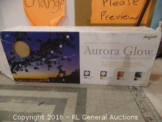 Aurora Solar Sting Lights