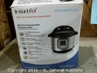 Instant Pot dented see pics