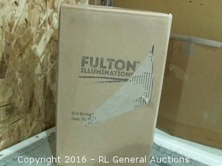 Fulton String lights see pics
