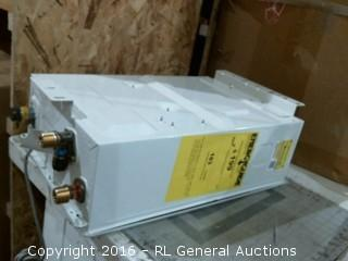 Tankless Gas Water HEater in box