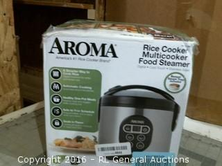 Aroma Rice cooker  Multcooker , food steamer