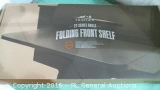 Folding Front Shelf Grill