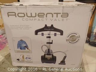 Rowenta Compact Valet steamer
