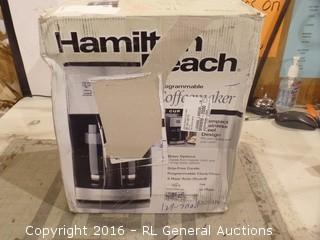 Hamilton Beach Coffee Maker