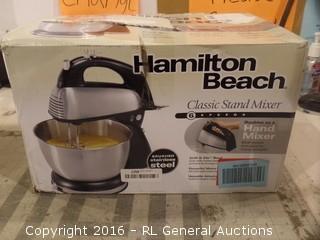 Hamilton Beach Stand Mixer