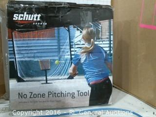 No Zone Pitching Tool