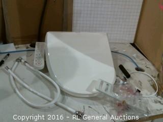 Toshiba toilet seat see pics