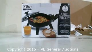 Elite Electric skillet