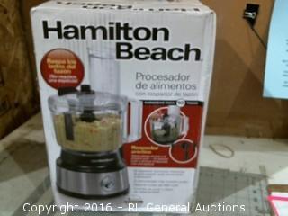 Hamilton Beach  Processor