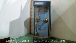 Schlage Door handle