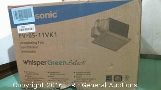 Panasonic Ventilation Fan