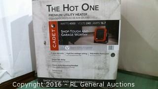 The Hot One Utility Heater