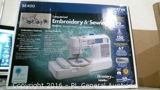 brother Embroidery sewing machine