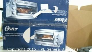 Oster Toaster Oven see pics