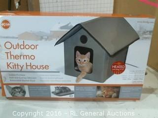 Thermo Kitty House