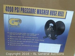 Pressure washer Hose Reel