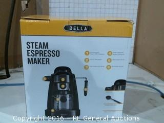 Bella Steam Espresso maker
