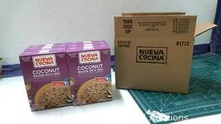 Coconut Raisin Rice Mix