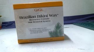 Brazilian Bikini Wax