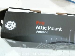 Attic Mount Antenna