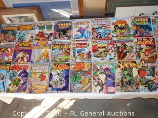 Vintage Comics 1973-1983