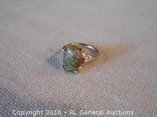 Ring w/ Polished Stone