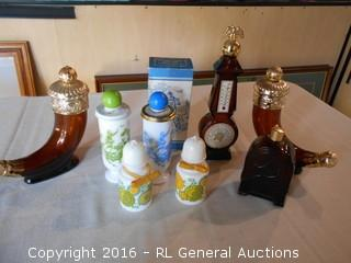 Vintage Avon Collectors Bottles - Empty