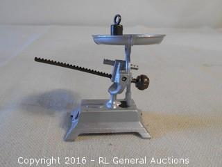 Vintage Mini Scale w/ Weight - Pencil Sharpener