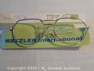 New Old Stock Glasses Frames - Metzler International Germany