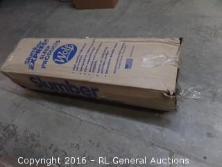 Slumber Express Wolf Slumber Express Pillow Top Ortho New In Box