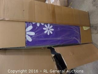 Tumbl Trak Girl's Flower etc Package damaged new in box