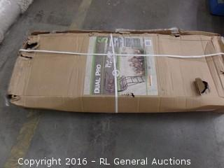 Summit Dual Pro Ladder Stand Package Damaged New in Box