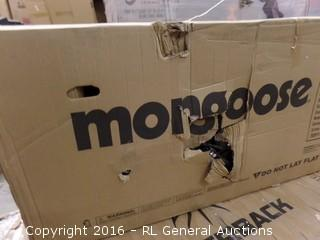 Mongoose 26M MNG Malius Silver Package damaged New in Box- Minor Damage Visible please preview
